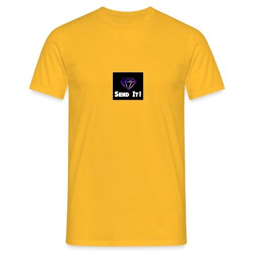 Send It Streetwear galaxy Tee - Men's T-Shirt