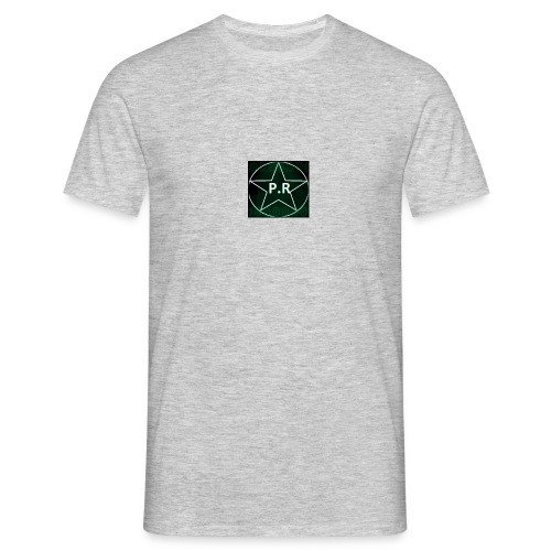 logo P.R - T-shirt Homme