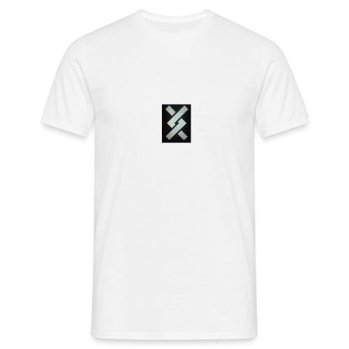 Original Movement Mens black t-shirt - Men's T-Shirt
