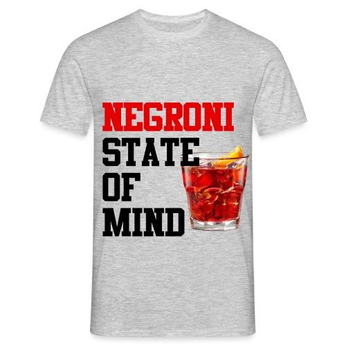 Negroni - Maglietta da uomo
