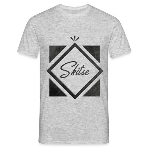 T-shirt Skitse losange - T-shirt Homme