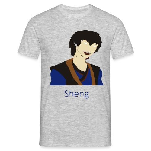 Sheng Canon - Herre-T-shirt