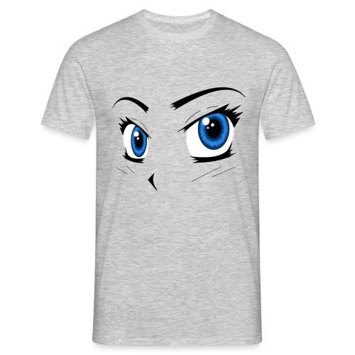 Manga Eyes - Men's T-Shirt