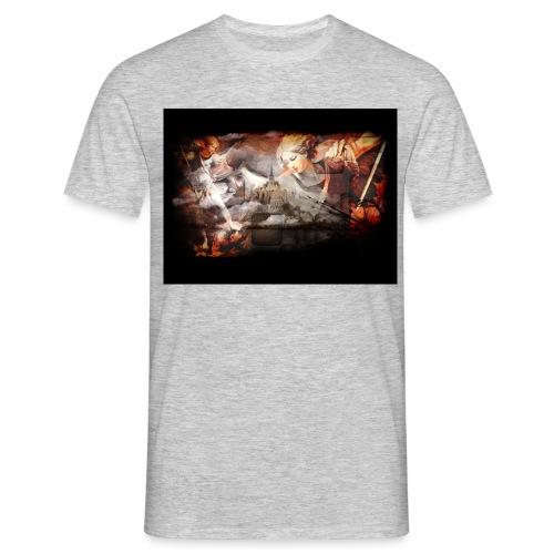 Archange Saint-Michel - T-shirt Homme