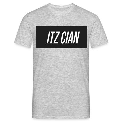 ITZ CIAN RECTANGLE - Men's T-Shirt
