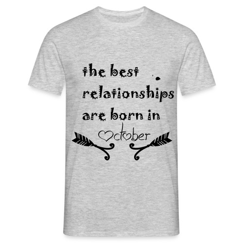 Octobre - T-shirt Homme