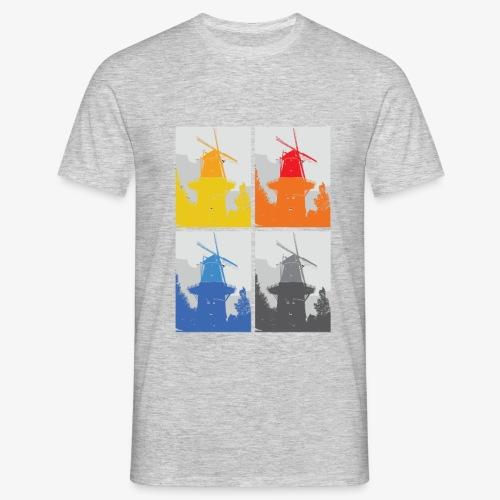 Mills - Maglietta da uomo