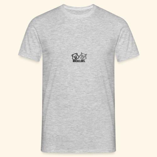 logo ROEKELOOS - Mannen T-shirt
