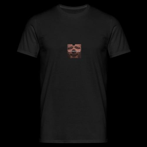 Why be a king when you can be a god - Men's T-Shirt