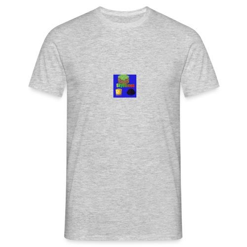 SkyGames - Mannen T-shirt