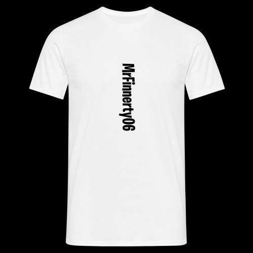 Name Tekst - T-shirt Homme