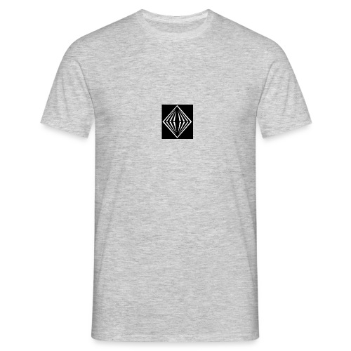 diamond shape - Men's T-Shirt