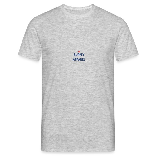 Plain EST logo design - Men's T-Shirt
