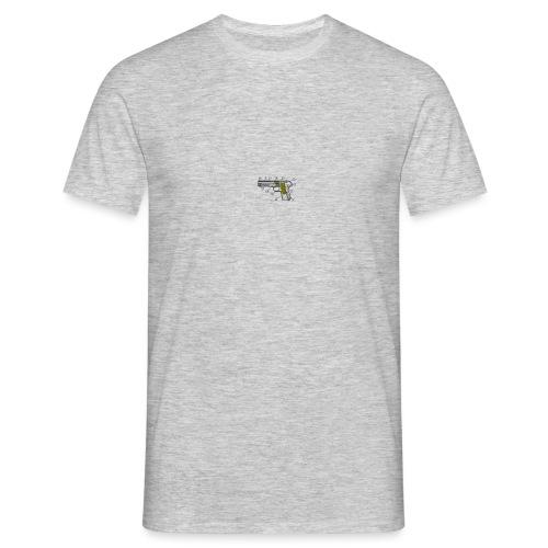 rickard - T-shirt herr