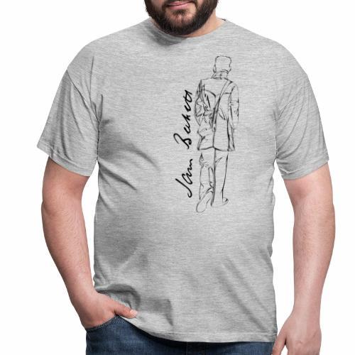 Samuel Beckett - Men's T-Shirt