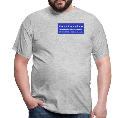 Nordsjællands Jazzradio - Herre-T-shirt