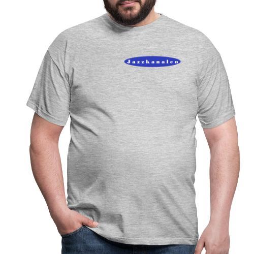 Den blå kanal - Herre-T-shirt