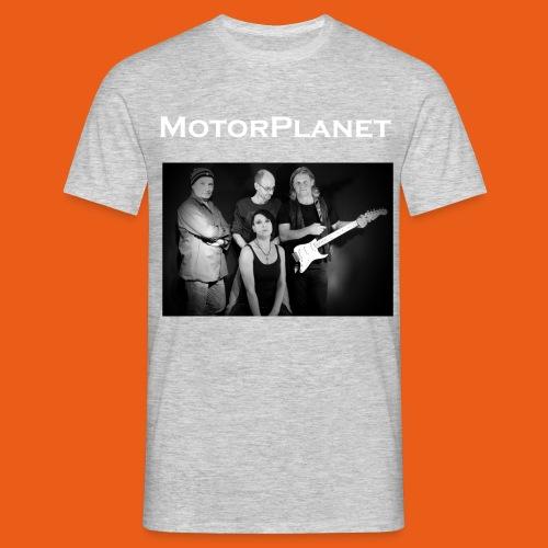 Nordsee Zeitung4000px JPG - Männer T-Shirt