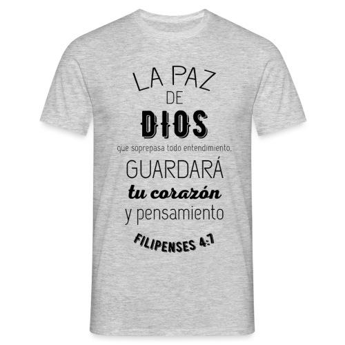 PAZ - Camiseta hombre