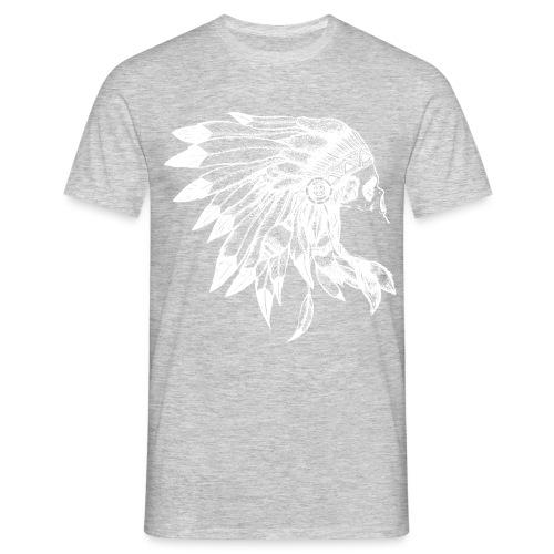 Indianer - Männer T-Shirt