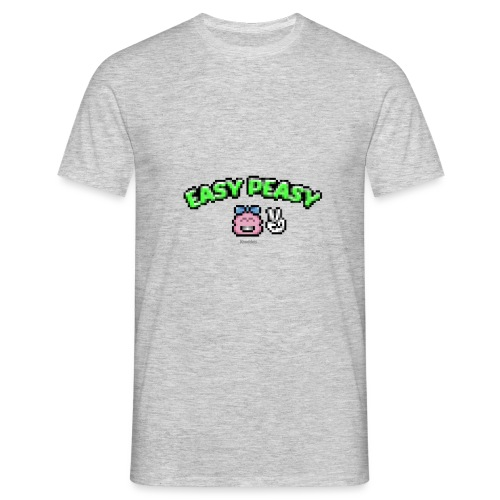 Easy Peasy - Girl - Männer T-Shirt
