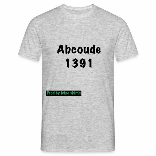 Abcoude post code merk - Mannen T-shirt