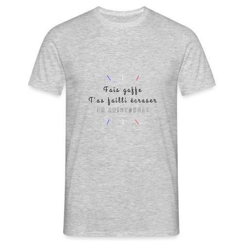 Aristochat - T-shirt Homme