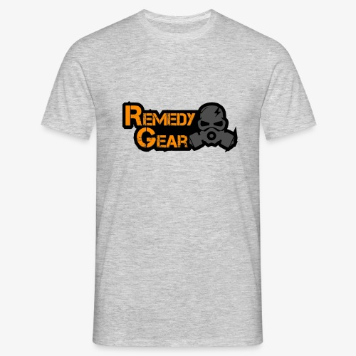 Remedy Gear Logo Wear - Men's T-Shirt