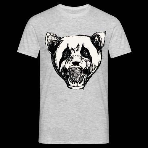 NatureRebellion Panda - T-shirt Homme