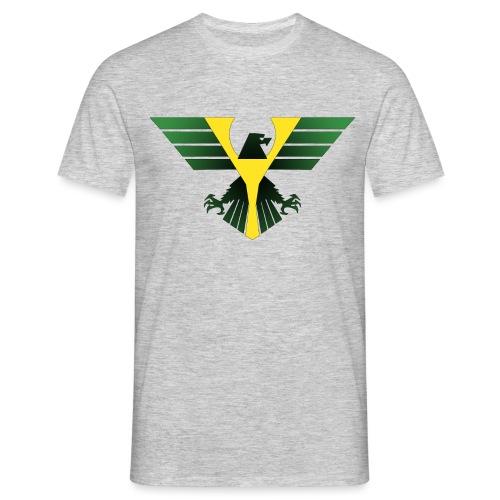 Metal Eagle - Men's T-Shirt