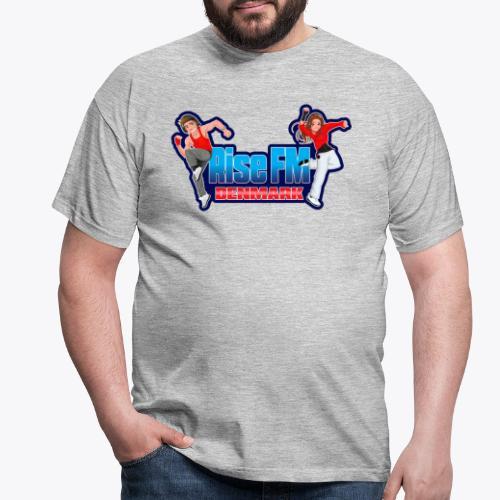 Rise FM Logo - Men's T-Shirt