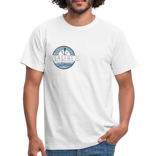 Sea&Free - Men's T-Shirt