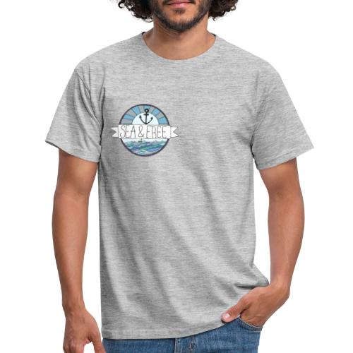 Sea&Free - Men's T-Shirt
