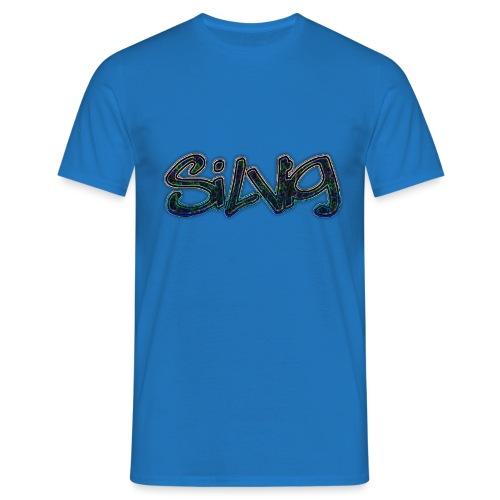 SilViG logo limited - Herre-T-shirt