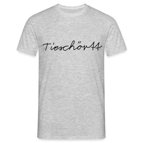 tieschört1 png - Männer T-Shirt