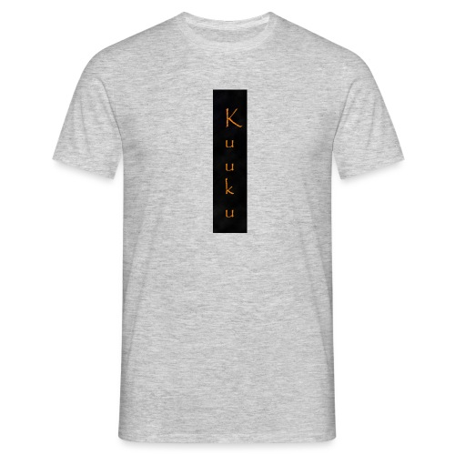 kuuku teksti - Miesten t-paita