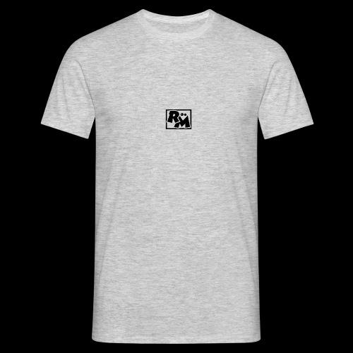 Runt Mods Black - Men's T-Shirt