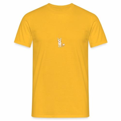 Akita Yuki Logo - Men's T-Shirt