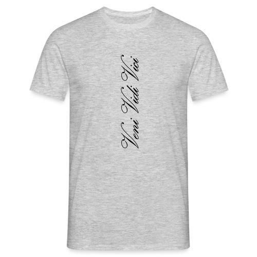 Veni Vidi Vici - Miesten t-paita