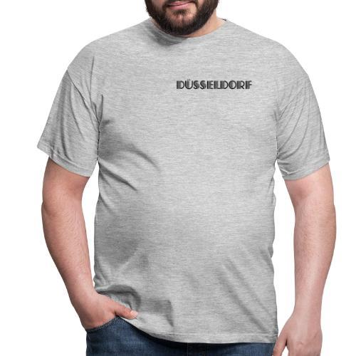 Düsseldorf - Meine Stadt - Männer T-Shirt