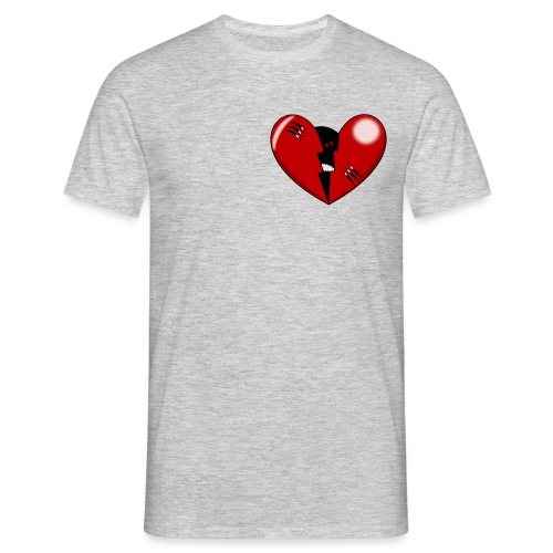 CORAZON1 - Men's T-Shirt