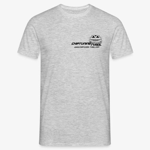Chiptuning-Tyrol.com Logo 2x S - Männer T-Shirt