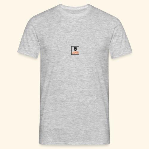 Janni Original Design - Herre-T-shirt