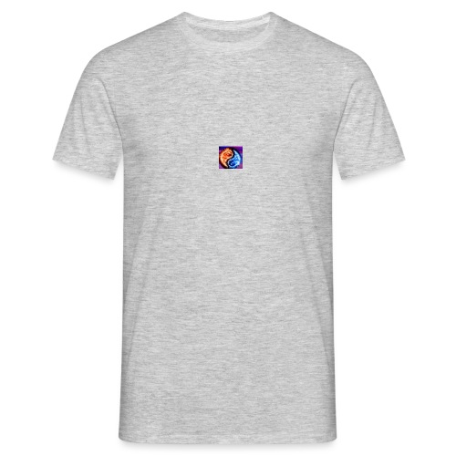 The flame - Men's T-Shirt