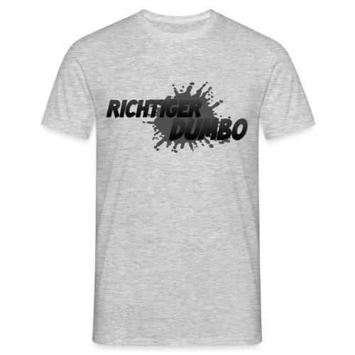 Dumbo White Shirt - Men's T-Shirt
