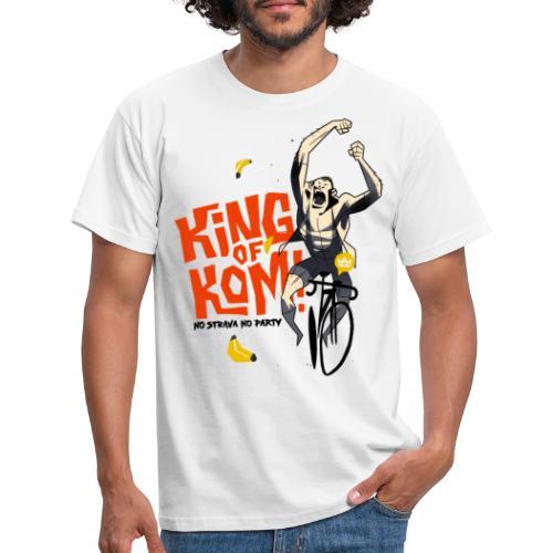 KING of KOM - Camiseta hombre
