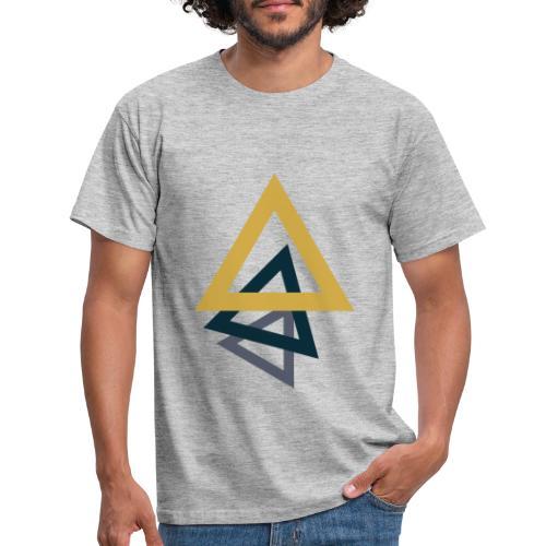 ▲ - T-shirt Homme