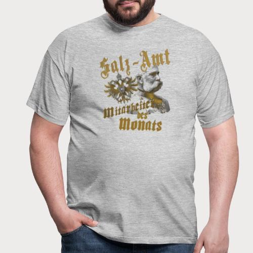Salz Amt - Männer T-Shirt