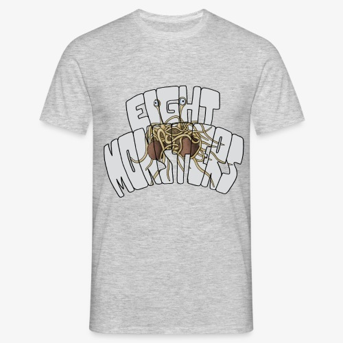 Eight Monsters - T-shirt Homme