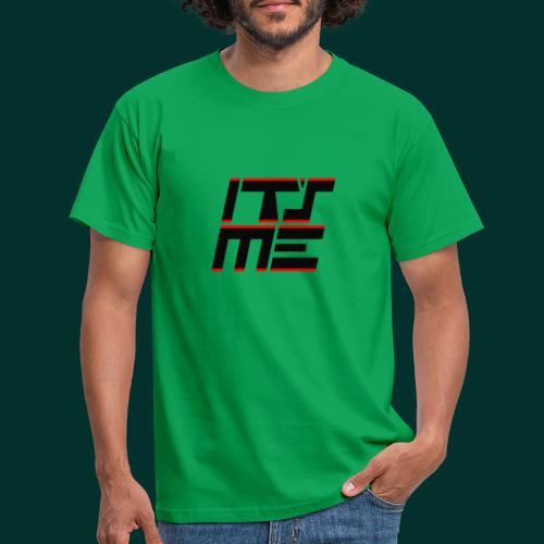 Logo It sME quadrato - Maglietta da uomo